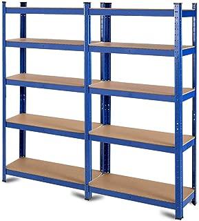 Best plano 4-shelf heavy duty plastic storage unit Reviews
