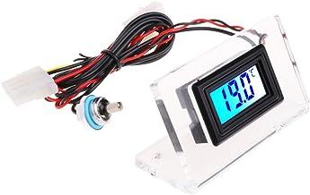 Termómetro digital A0127 G1 / 4 + marco para PC PC PC refrigeración por agua
