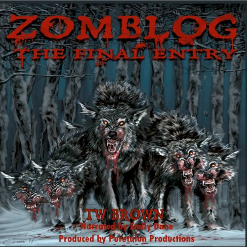 Zomblog, The Final Entry audiobook cover art