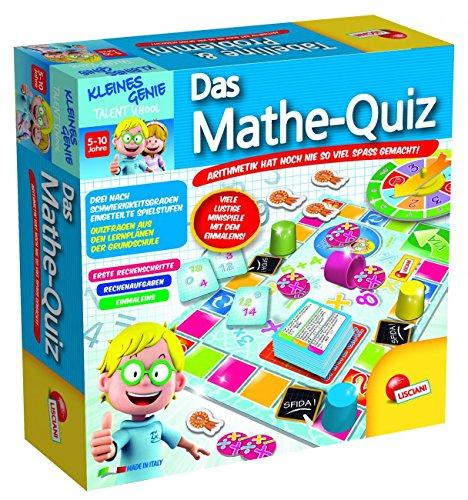 Lisciani 66667 Das Mathe-Quiz