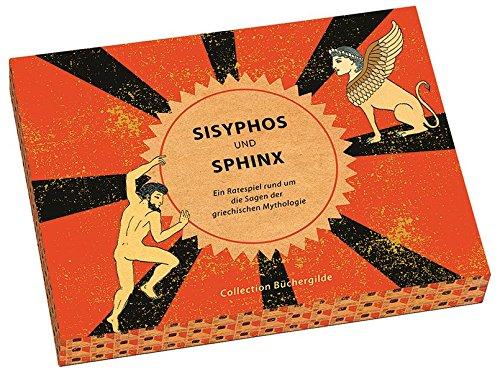 Sisyphos und Sphinx: EIN Ratespiel rund um die Sagen der griechischen Mythologie
