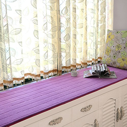 Good thing tapis Tapis de pendule modernes simples Tapis de fenêtre Matelas éponge d'été Coussins Coin flottant, multi-taille (taille : 70 * 180cm)