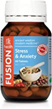 Be Calm & Stress Free Naturally - Increase Focus - Adrenal Health - Anti-Anxiety - High Cortisol - Clinically Tested High Potency Holy Basil Plus Ashwagandha & Magnolia Bark Extracts - Australian-Made