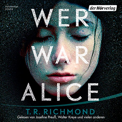 Couverture de Wer war Alice
