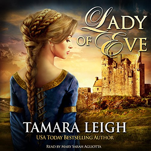 Lady of Eve audiobook cover art