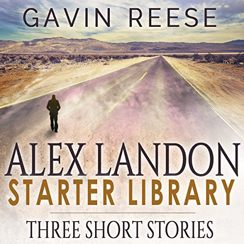 Alex Landon Starter Library audiobook cover art