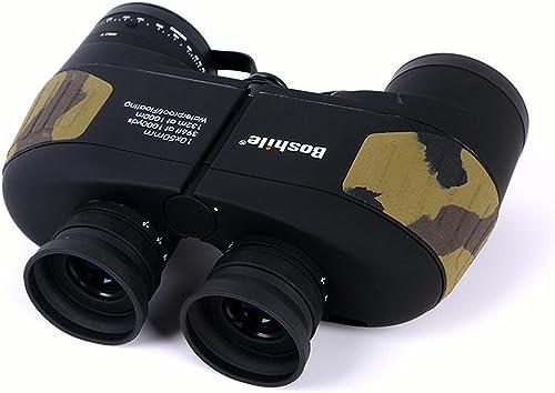 Compact Durable Jumelles de 10  50 HD imperméable à l'eau de Jumelles de Observation de Haute Puissance Observant Le télescope Tenu dans la Main pour l'usage extérieur Large Champ de Vision Mise au