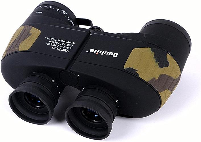 Jumelles imperméables haute puissance HD, Télescope à main pour jumelles haute puissance, observation de l'observation avec zoom HD 10  50 étanche, pour une utilisation en extérieur Observation des o