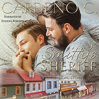 Smitty's Sheriff     A May December Contemporary Romance               By:                                                                                                                                 Cardeno C.                               Narrated by:                                                                                                                                 Ezekiel Robison                      Length: 3 hrs and 19 mins     74 ratings     Overall 4.3