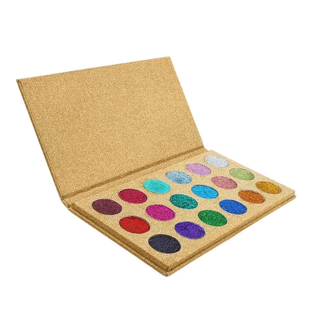 環境静める疾患18色アイシャドウメイクアップ化粧品シマーマットアイシャドウパレット