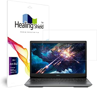 Healingshield Screen Protector Eye Protection Anti UV Blue Ray Film Compatible with DELL G5 SE 5505