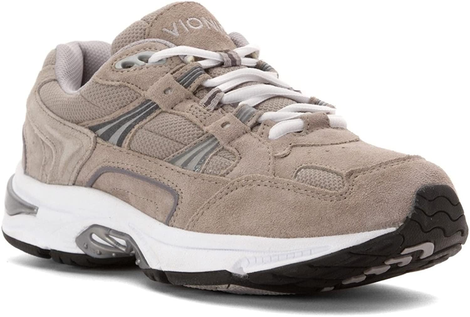 Vionic Men's Orthaheel Technology Grey Walker - 7 2E US