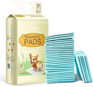 OMEM Almohadillas para Cachorros para Perros desodorantes pañales con Atractivo para Entrenamiento Perro y Gato Pee, Cat Litter Pad a Prueba de Fugas espesante Tipo