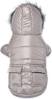 Cappotto Impermeabile per Cani Hawkimin per Immersioni e attivit/à Sportive
