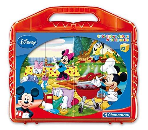 Clementoni 41159.7 Mickey - Pu...