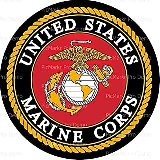 military cake toppers marine
