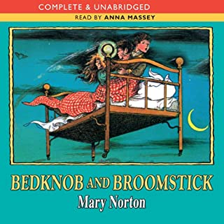 Bedknob and Broomstick cover art