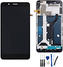 SOMEFUN LCD Display Screen Digitizer Touch Glass Assembly Replacement for ZTE Blade Z Max Z982 / ZMax Pro 2 / Sequoia 6.0