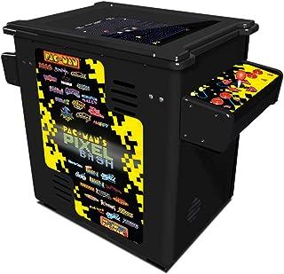 Namco Pac-Man Pixel Bash Home Cocktail Table - Black