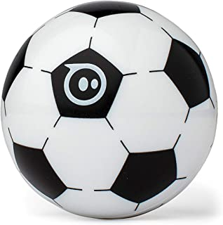 Sphero Mini Soccer: App-Enabled Programmable Robot Ball - STEM Educational Toy for Kids Ages 8 & Up - Drive, Game & Code Play & Edu App