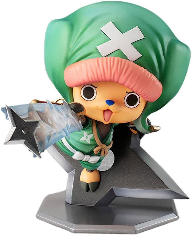 QWEIAS ONE Piece Tony Chopper Statues Anime Max 46% OFF Figure A Cheap bargain Action