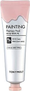 TONYMOLY Schilderij Therapy Sos Care Roze Kleur Clay