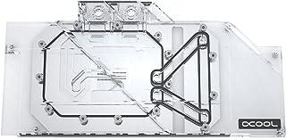 Alphacool Eisblock Aurora GPX-A Radeon 5700 XT ROG Strix GPU Water Block, Plexi