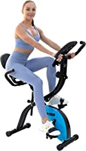 TODO Upright Stationary Exercise Bike Magnetic Resistance Adjustable Smooth and Quiet