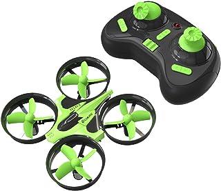 Mini Quadcopter Drone, EACHINE E010 2.4GHz 6-Axis Gyro Remote Control Best Nano Quadcopter Drone Boys Girls - Headless Mod...