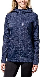 Waterproof & Breathable Women's Rain Jacket