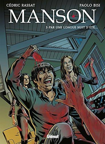 Manson - Tome 03 + Coffret: Par une longue nuit d'été