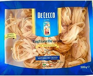 Pasta De Cecco 100% Italienisch Tagliatelle n 203 Nudeln 500g