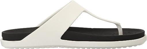Shell White/Jiffy Black