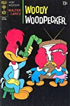 Woody Woodpecker (Walter Lantz…) #114 FN ; Dell comic book
