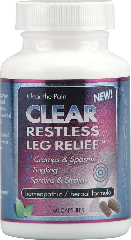 Clear Restless Leg 60 Relief Sales CAP Sales