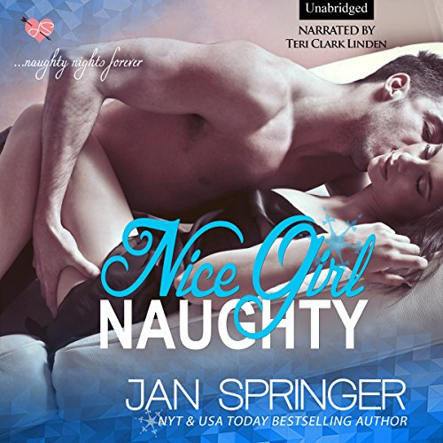 Nice Girl Naughty audiobook cover art