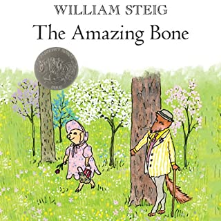 The Amazing Bone audiobook cover art