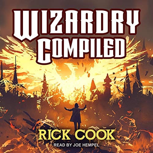 Wizardry Compiled audiobook cover art