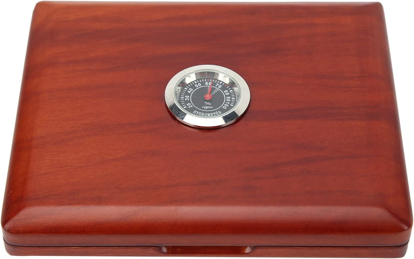 Reed Box 5 Grids Chicago Mall Wooden Clarinet Industry No. 1 Convenient with Hygrometer