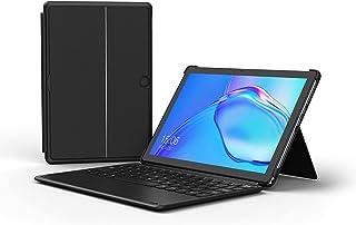 """CHUWI Hi10 go タブレット10.1 専用キーボード付きケース 軽量 磁気装着 TPU Bluetooth ワイヤレスキーボード スマートカバー 適用端末:10.1"""" Hi10 go (2021発売) -CHUWI"""