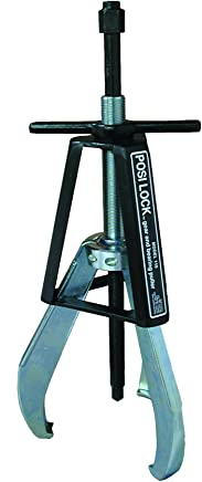 """Posi Lock 110 Manual Puller, 3 Jaws, 20 tons Capacity, 9-2/3"""" Reach, 1"""" - 15"""" Spread Range, 20-2/5"""" Overall Length"""