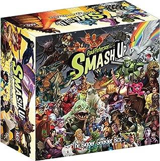 smash up geekier box