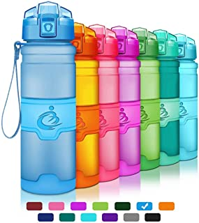 featured product Grsta Sports Water Bottle,Leak-Proof Tritan Plastic BPA Free Kids Water Bottle with Filter/Locking Flip Lid,14 Oz,17 Oz,25 Oz,32 Oz for Children,Running,Gym,School,Outdoors