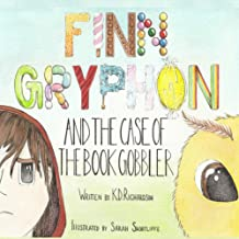 Finn Gryphon and the Case of the Book Gobbler