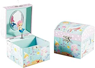 Floss & Rock FR37P3005 Mermaid Jewellery Box