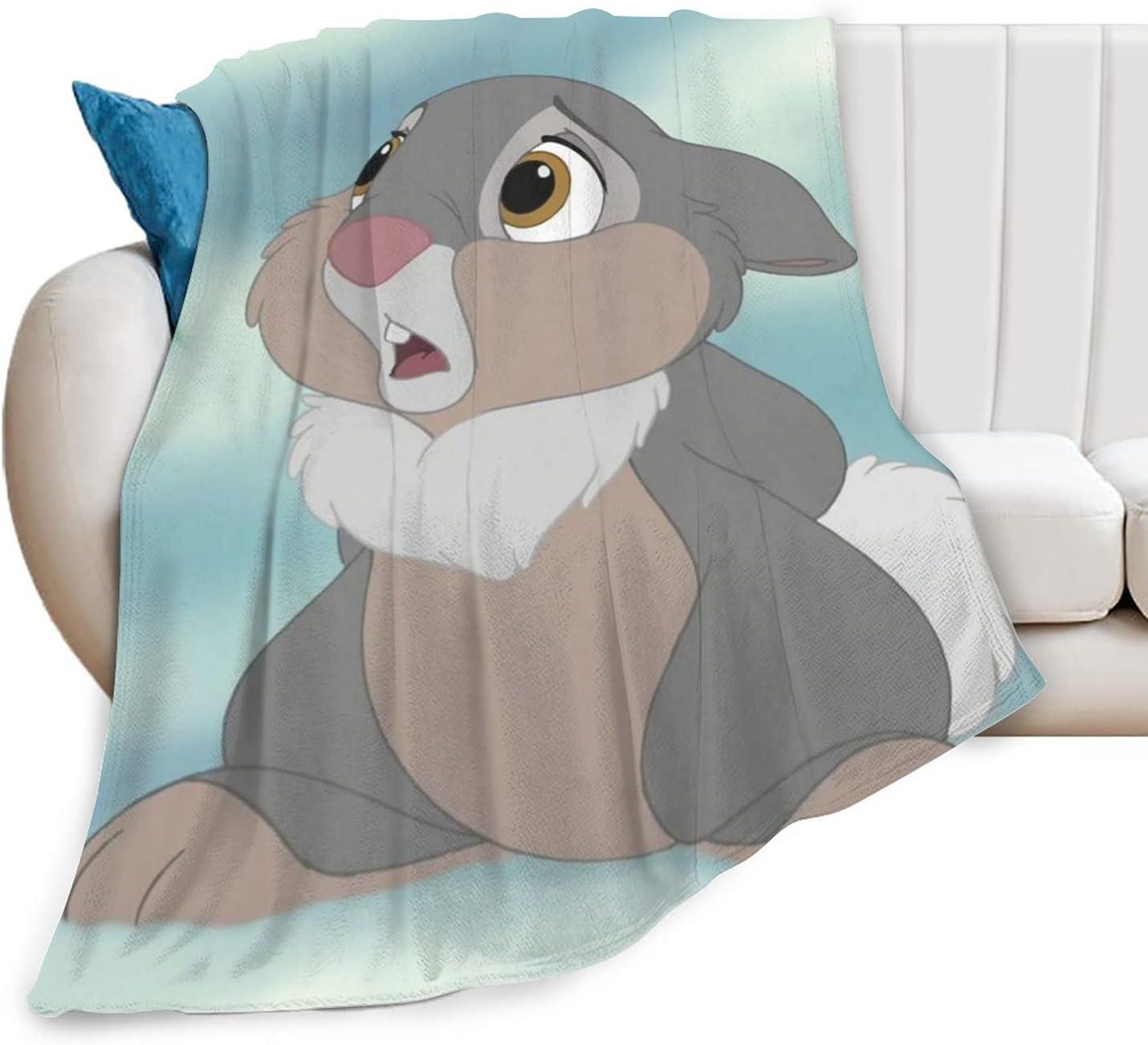 Flannel Thumper Blanket Camping for Store Living Bedroom 2021 Room