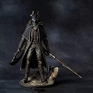 lkw-love Figurine danime Modèle Bloodborne Gecco Hunter Bioodbornel Old Hunter Statue de Main