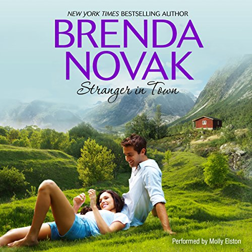 Stranger in Town Audiobook By Brenda Novak cover art