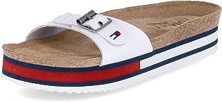 Tommy Hilfiger FLAG OUTSOLE MULE Women's Sandals