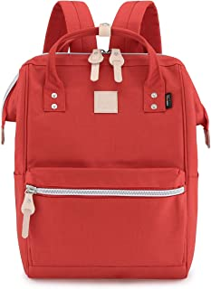 Himawari Travel Backpack Large Diaper Bag School multi-function Backpack for Women&Men 17.7